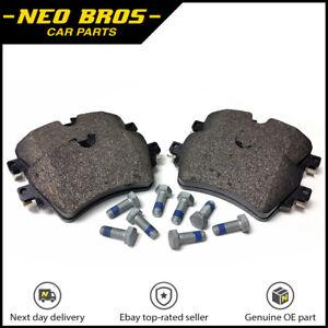 Genuine Front Brake Pads Mini F54 Cooper & D F55 F56 F57 Cooper S SD F60 One & D