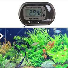 LCD Digital Fish Tank Reptile Aquarium Water Meter Thermometer Temperature J94