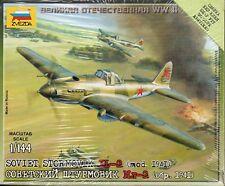 Zvezda 1/100 Soviet Stormovik IL-2 (mod 1941) Z6125