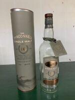 Tyrconnell 16 Year Single Malt Irish Whiskey - Empty Bottle + Packaging
