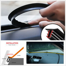 1.6M Sound Proof Dust Proof Sealing Strip With Tool For Car Windshield Dashboard