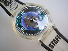 "SWATCH SPECIAL JELLY IN JELLY ""FIVB Staff 2008 (HAWAIIAN)"" +NEU+ EXTREM SELTEN!!"