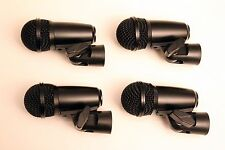 4 KAM ST2 drum mic set 2015 model-wider frequency response than pg56 and beta 56