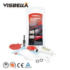 VISBELLA DIY Windshield Windscreen Repair Kit Glass Chips Cracks Bulll's-Eyes
