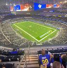 4 MNF! LA Chargers Tickets vs Las Vegas Raiders 10/4/21 w/ Parking! SoFi Sec 453