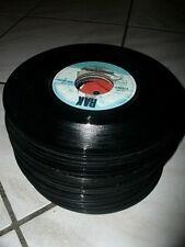 """50 Deko Schallplatten Singles 7"""""""