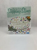 Make Your Own Garden Stepping Stone Making Craft Kit  New Sealed 4M Toy Smith
