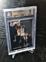 1992-93 Upper Deck ( #1 Draft Pick )Shaquille O'Neal  RC   BGS 9 MINT 📈💎🔥🔥