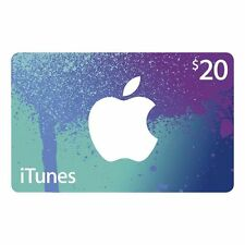 Australian iTunes Gift Card for Music Movies Books Apps 1 Day Delivery