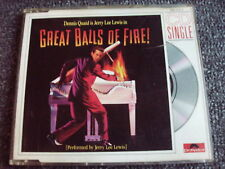 Jerry Lee Lewis-Great Balls of Fire-3 inch Maxi CD-Germ