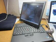 TABLET PC ULTRA PORTABLE IBM LENOVO X61 VISTA BUSINESS 100Go DISQUE DUR -  2048M