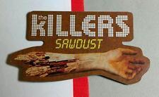 KILLERS SAWDUST ARM BROKEN WOOD BROWN LOU REED Board Amp Case STICKER