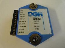 DGH D2122 Analog DC Signal to Digital Information +/-1V Input/RS-485 Output F42