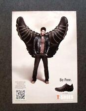 [GCG] I664 - Advertising Pubblicità - T-SHOES MOD. SUBWAY , BE FREE