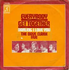 """DAVE CLARK FIVE Everybody Get Together 7 """" (s601)"""
