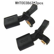 WHT003863 Rear Left ABS Wheel Speed Sensor for A1 A3 Q2 TT VW Polo Tiguan Seat