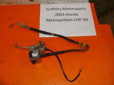 03 04 05 06 07 HONDA Metropolitan jazz l switches switch brake lever dimmer horn