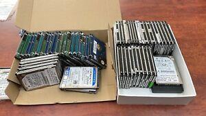 """2.5"""" SATA Notebook Laptop HDD bare Drive 160GB 250GB 320GB  500GB 1TB(Mac OS X)"""