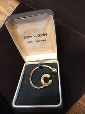 Pierre Cardin Gold Tone Color Perfect Condition Tie Bar