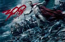 300 Movie POSTER 27x40 N Gerard Butler Lena Headey David Wenham Dominic West
