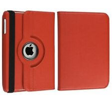 360 Degree Rotating PU Leather Case Cover Swivel Stand For Apple iPad