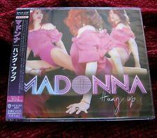 Madonna SEALED JAPAN Hung UP Confessions Maxi CD Single Remixes & Promo OBI MINT