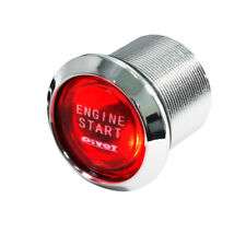 ENGINE START RED PUSH BUTTON SWITCH IGNITION FORD FALCON BF FG GT XT FPV XR6
