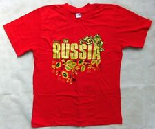 Team Russia Olympic Cotton T-Shirt size M, 48