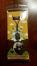 Kingdom Hearts Avatar Mascot Phone Strap Riku NEW