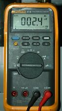 FLUKE 87 III True RMS Multimeter Very Good Condition with Free NEW BNC Adapter