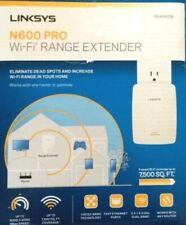 Linksys N600 Pro Wi-Fi Range Extender! New in Sealed Package.