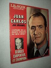 LSI 2263 (6/11/75) JUAN CARLOS EL CORDOBES CLAUDINE AUGER ALICE SAPRITCH PEYO
