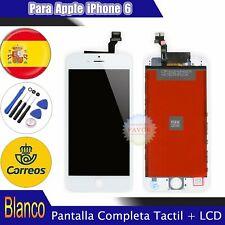 "Pantalla Para iPhone 6 Completa Display LCD 4.7"" Blanco Blanca Frontal Completo"