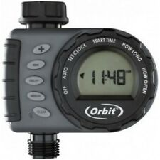Orbit SINGLE STATION TAP TIMER 240-Minutes Max Run Time, Manual Bypass*USA Brand