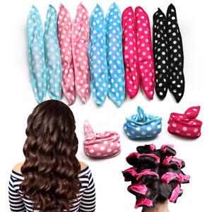 20PCS Hair Rollers DIY Magic Soft Foam Sponge Curls Sleep Hair styling Rollers