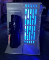 "Star Wars Death Star Diorama Display For 3.75"" Figures"