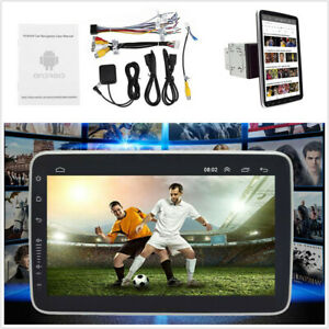 10.1in HD Touch Screen Car Radio Stereo Player Dual DIN Quad Core 2+32G GPS WiFi