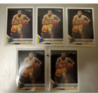 Talen Horton-Tucker 2018/19 Panini Donruss Rated Rookie #248 5 Card Lot RC