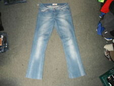 Zara Stonewashed Mid Rise Jeans for Women