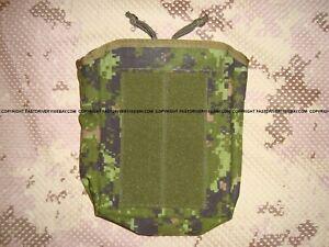 Canadian CADPAT Tac Vest Berry Pouch