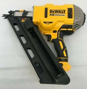 DeWalt DCN692 20V MAX Brushless Li-Ion Framing Nailer Nail Gun, GR
