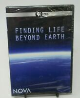 NOVA: FINDING LIFE BEYOND EARTH DVD, SIGHTS & SOUNDS OF ALIEN WORLDS, PBS TV, WS