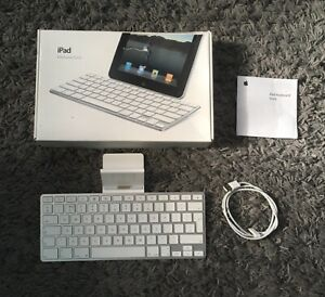 Apple iPad 1st/2nd/3rd Generation Keyboard ref.6572