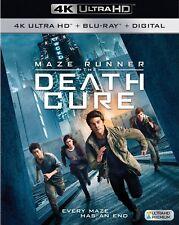 Maze Runner 3: The Death Cure (4K Ultra HD)(UHD)(Atmos)