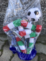 UNOPENED NEW WITH TAGS World Cup mascot ITALY 1990 CIAO 40 cm Italia 90 vintage