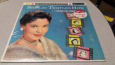 SHIRLEY TEMPLE'S HITS - ORIGINAL SOUNDTRACKS - FOX 3006,  POP VINYL RECORD
