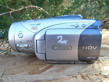 Canon HV20 High Definition Camcorder FOR PARTS REPAIR AS IS