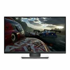 "Dell S2417dg 24"" Gaming Monitor 2560 X 1440 1ms G-sync Tilt Height Swivel Pivot"