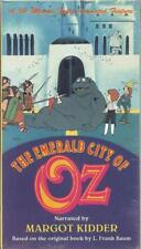 VHS: THE  EMERALD CITY OF OZ NARRATED BY MARGOT KIDDER.....NEW