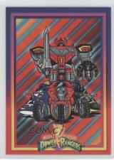 1994 Collect-A-Card Mighty Morphin Rangers Series 1 Hobby 67 Mega Power Card 0b6
